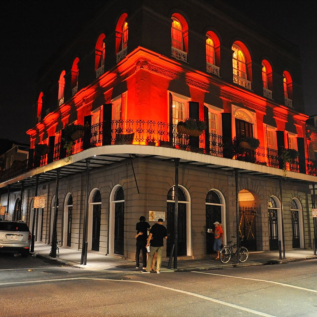 New Orleans Haunted Places