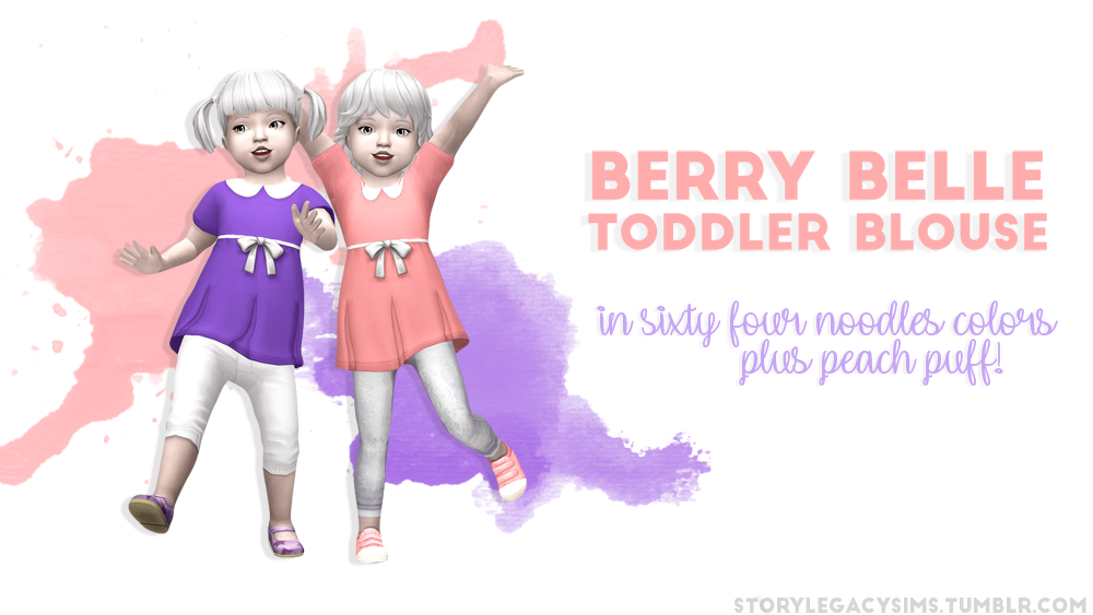 I whipped these recolors up for my darling  pixiegarden - and even used her  precious 853e6f0ea