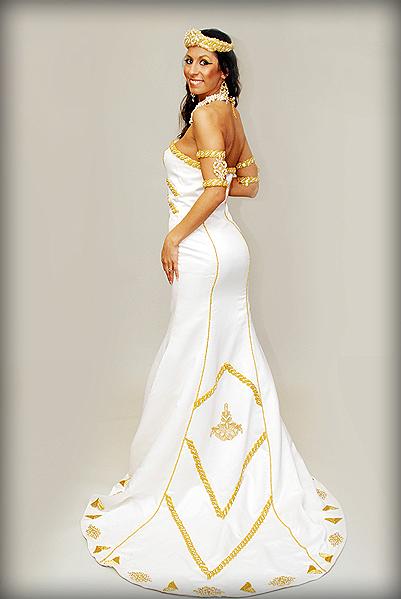 Egyptian Queen Nefertiti Gown | Beautiful dresses, Wedding