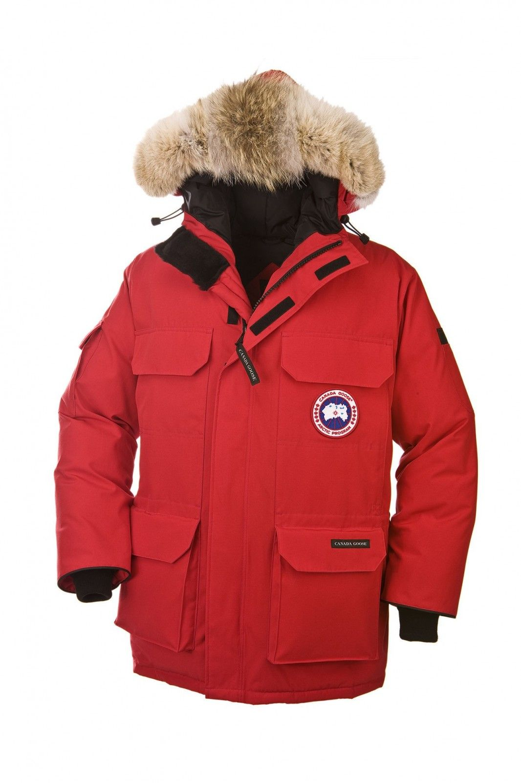 b0bb972e1eb 70% BLACK FRIDAY SALE | Canada Goose Expedition Parka Men Red ...