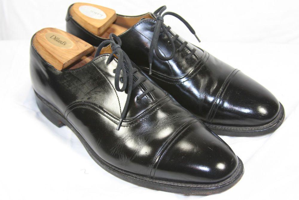 Shoes Cap Toe