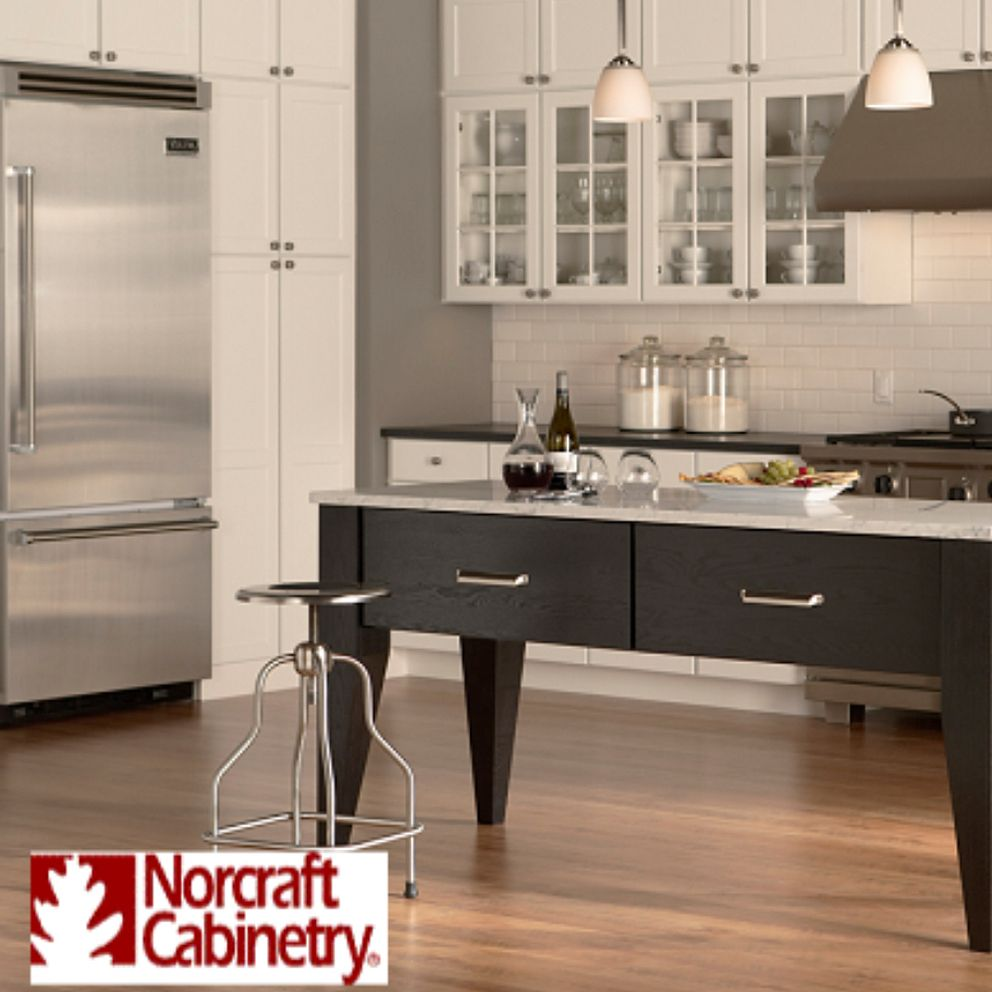 We Use Norcraft Cabinets In All Our Builds Quality And Durability Are A Must When Selecting Cabinets These Are Truly Great For Any With Images Beautiful Doors