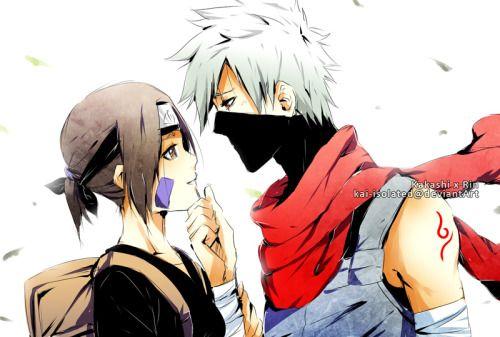 Naruto - Kakashi Hatake x Rin Nohara - KakaRin