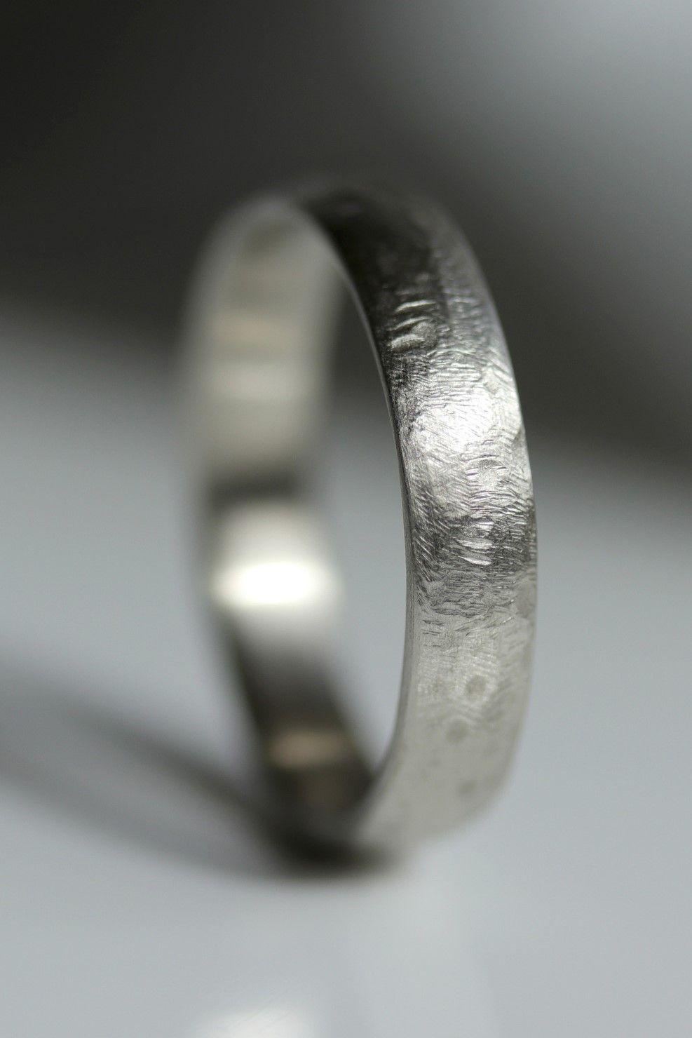 Wide Rugged Texture Hand Carved Classic Band Mens Wedding Rings Wedding Rings Engagement Ring Shapes