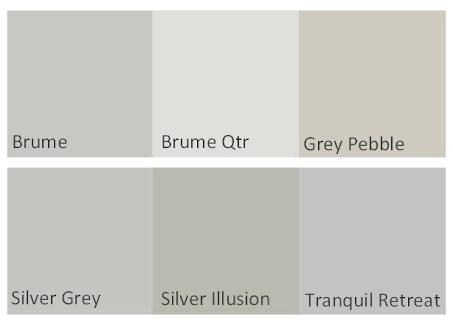 Dulux Grey Pebble Google Search