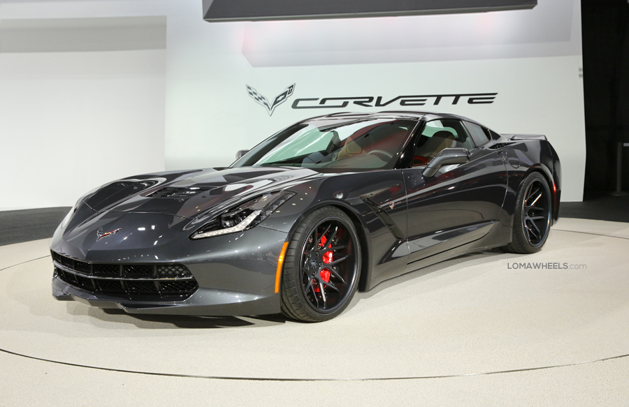 2018 Corvette Stingray Black >> Corvette Stingray Black Matte | www.pixshark.com - Images Galleries With A Bite!
