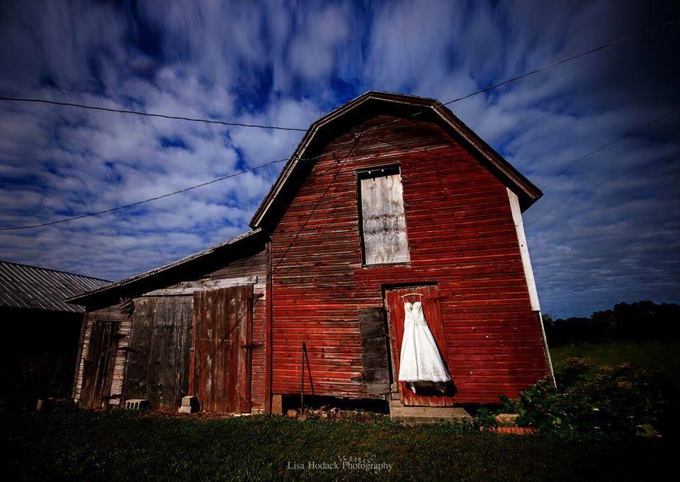 Field Weddings and Barn Receptions at Cherry Barc Farm ...