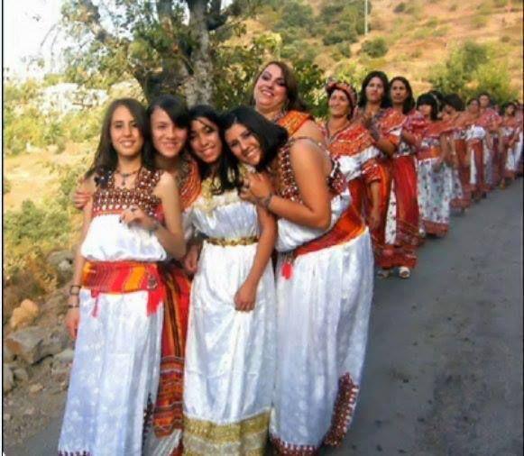 algerian women | women in the world | Pinterest