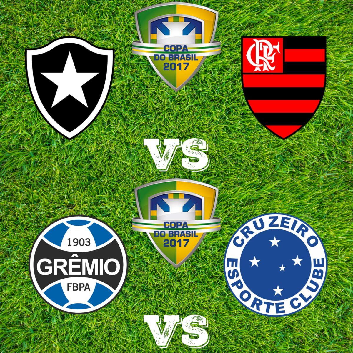 Pos Jogos Das Semifinais Da Copa Do Brasil 2017 Copa Do Brasil 2017 Copa Brasil Copa