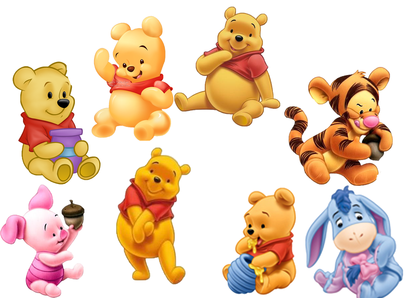 pooh and friends winnie the pooh and friends pictures