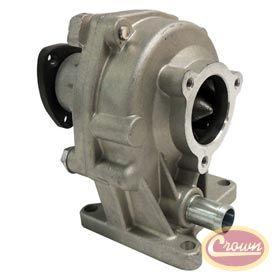 Water Pump Replaces Part 4864566 Fits Jeep Cherokee 1996 2001 W 2 5l Or Diesel Engine Jeep Grand Cherokee 1996 19 Water Pumps Pumps Automotive Sales