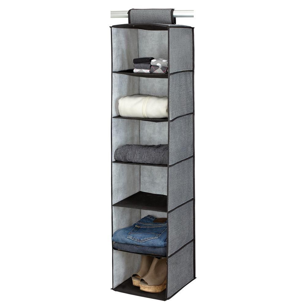 multi closet com organizer dorm silver black function ip mainstays rack garment walmart