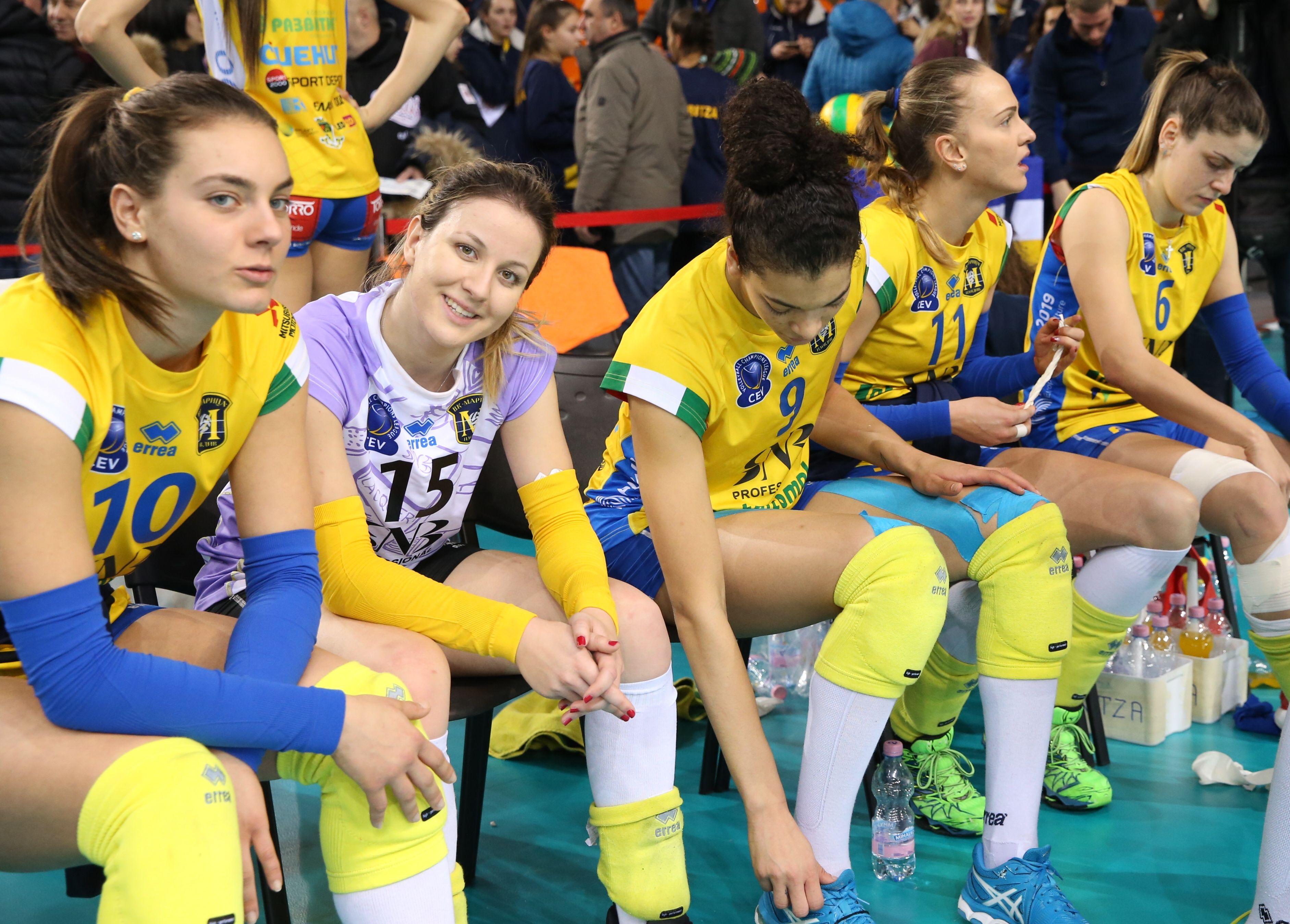 Zhana Todorova Vnl Is Where We Belong Women Volleyball Team S Volleyball