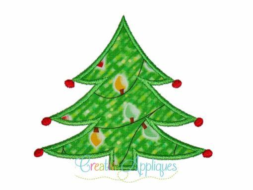 Christmas Tree Applique Creative Appliques Christmas Embroidery Machine Applique Applique Embroidery Designs