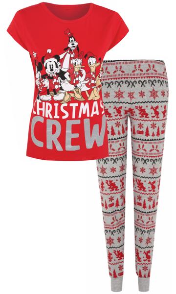 Women's Disney Christmas Pyjamas £15 Asda