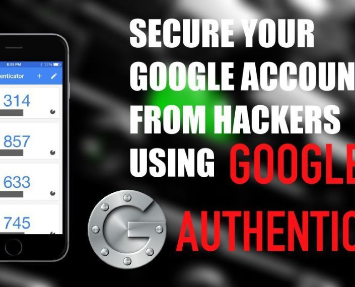 Secure Google Account from Hackers Using Google