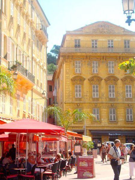 Nice France, Nizza, restaurants in Nice, French Ri...