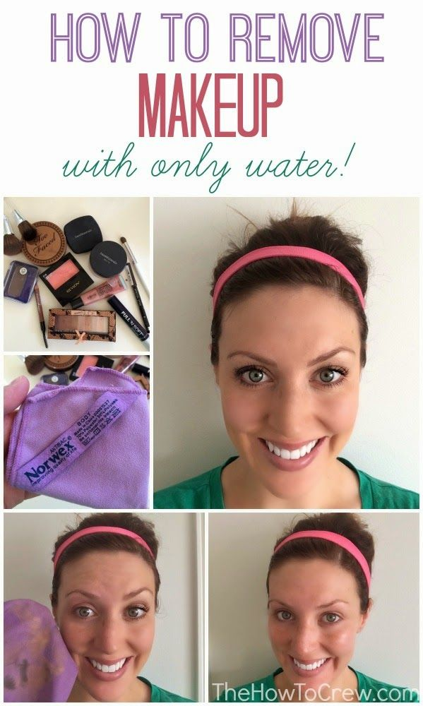 Save Money Remove Makeup And Clean Your Skin Without Any Harsh