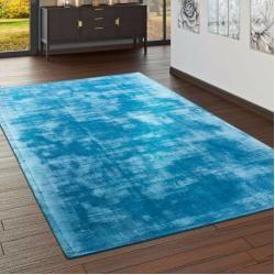 Photo of Handmade carpet Eisenberg in turquoiseWayfair.de