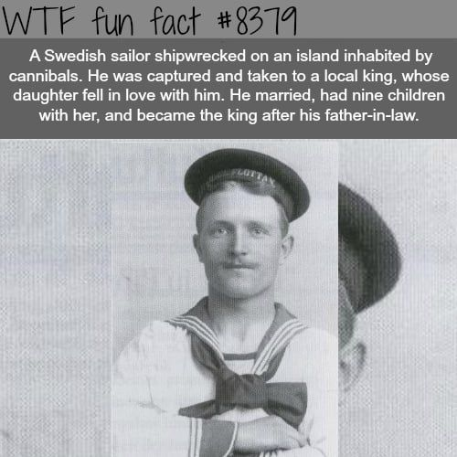 Best Funny Facts  You can't be more alpha than this man 5