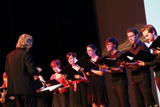 The Ghent University Choir | Chorkleidung | Pinterest