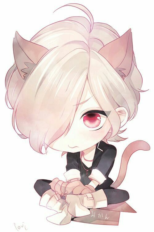 kawaii, neko, and subaru image | Chibi | Pinterest ...