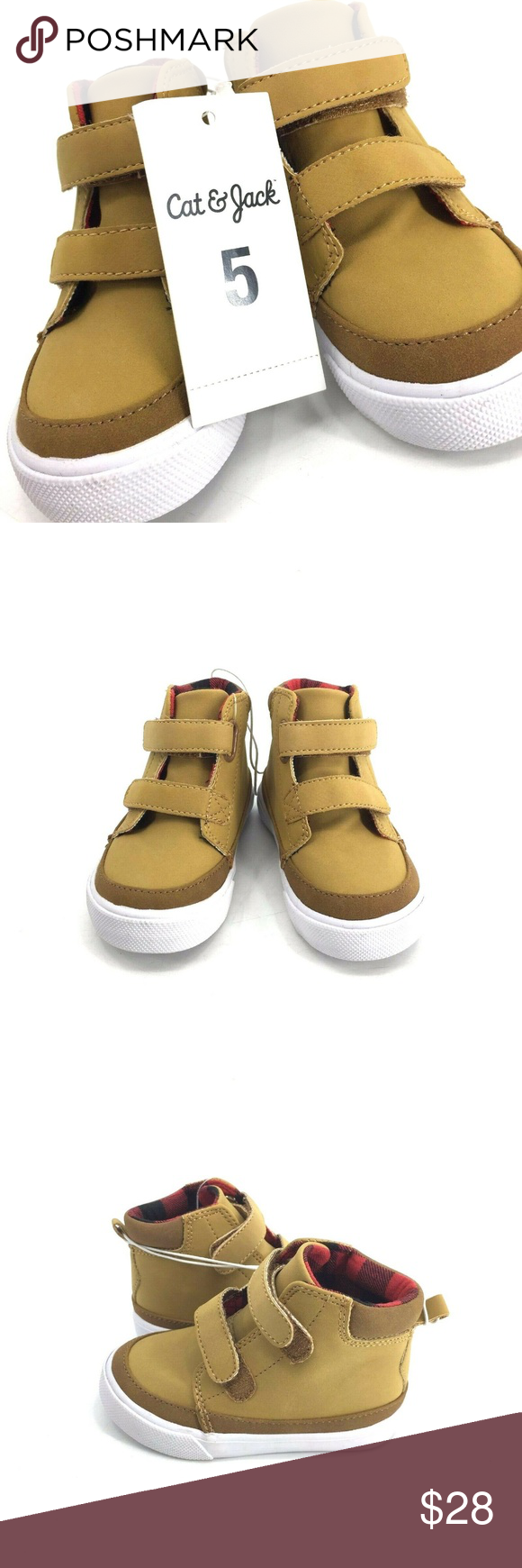 Cat \u0026 Jack Infant Toddler Boys Sneakers