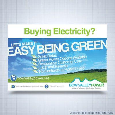Postcard For Solar Energy Broker Solar Solar Energy Green Power