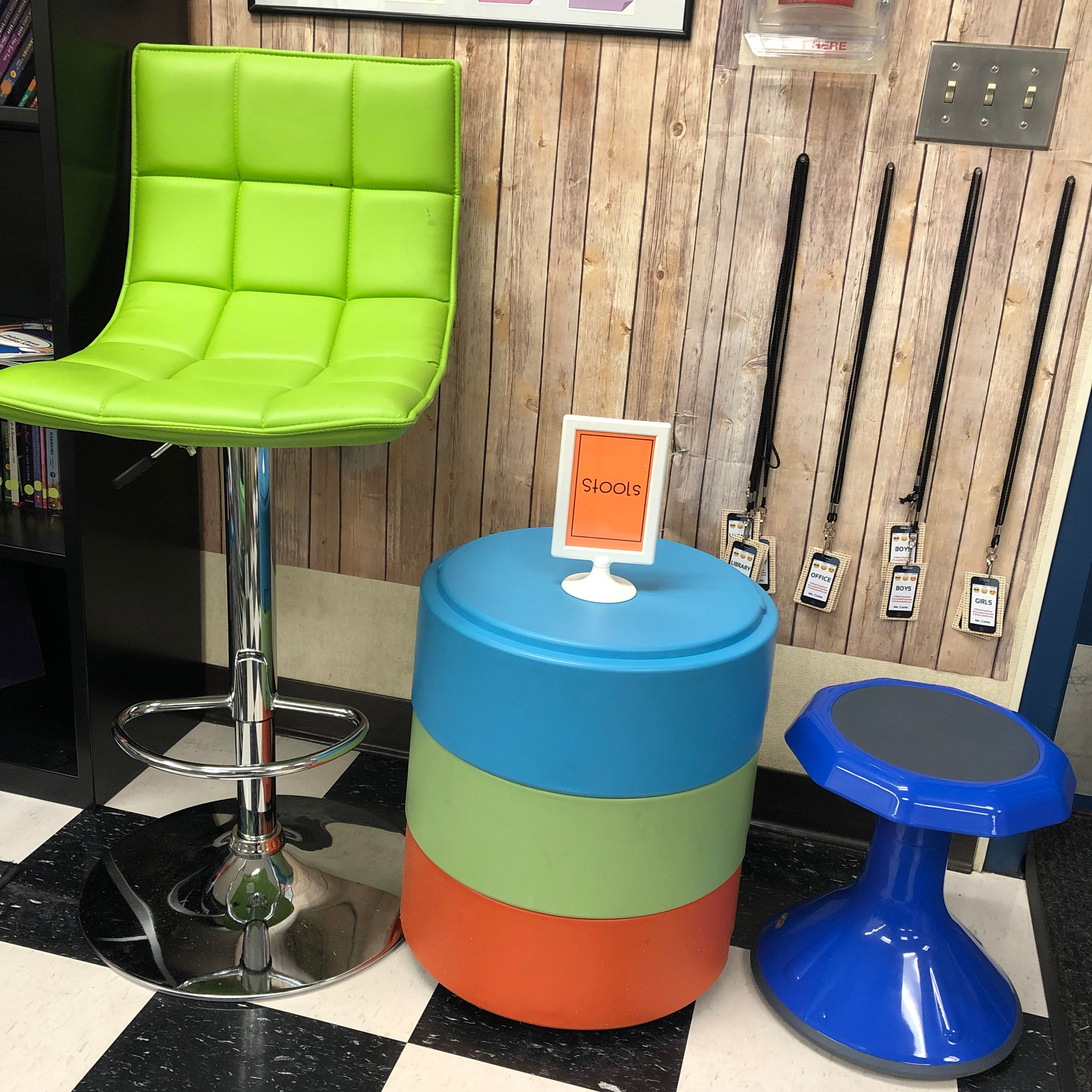 Three Flexible Seating Options Our Teachers Love Colorful