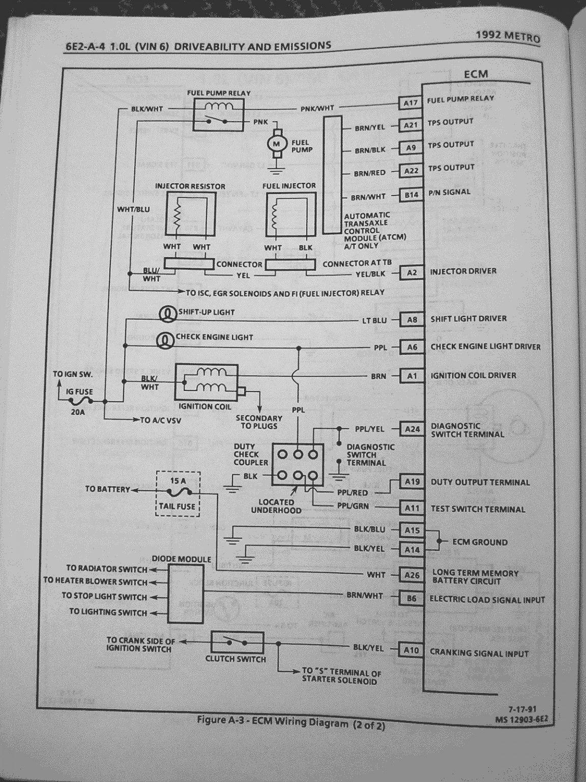 peugeot 206 wiring diagram owners manual brilliant [ 1152 x 1536 Pixel ]