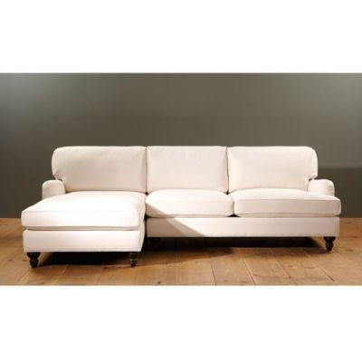 Eton 2 Piece Sectional With Right Arm Apartment Sofa And