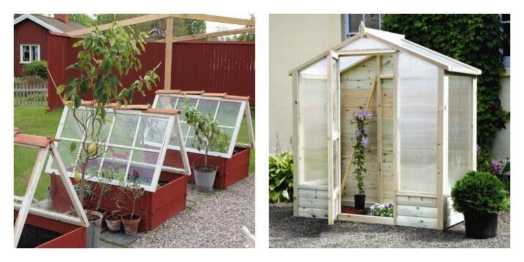 petite serre de jardin choix et conseils jardin pinterest jardins serre jardin et. Black Bedroom Furniture Sets. Home Design Ideas