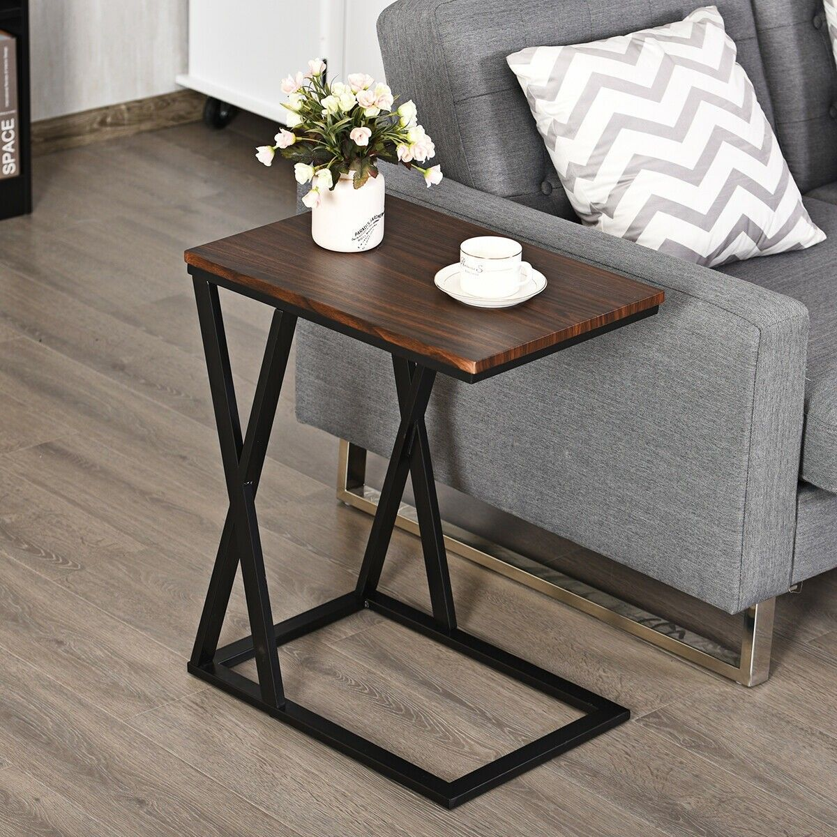 Living Room Sofa Side Laptop Snack Table Side Table Decor Table Decor Living Room Living Room End Tables