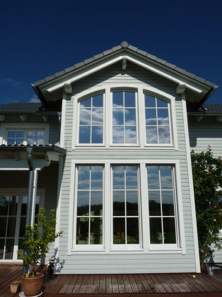 Erstaunlich Fensterfront Sammlung Von Hier Die Von Außen