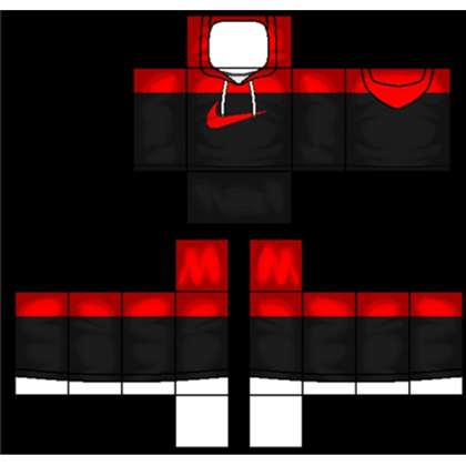 Adidas Shirt Template Roblox | [NIKE] Red/Black Nike Pants