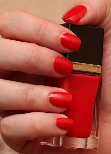 tom ford scarlet chinois swatch