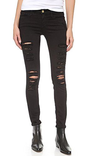 83502c1718f FRAME Women's Le Color Rip Skinny Jeans | Women's Jean | Ripped ...