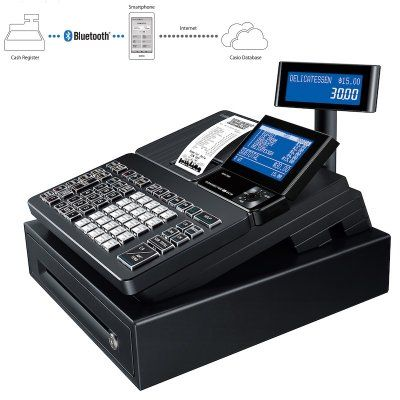Casio SRS500 Cash Register Small Drawer Cash register