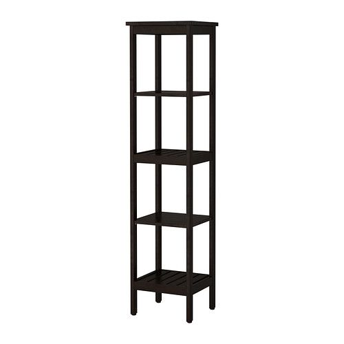 Genial HEMNES Shelving Unit IKEA Water Resistant; Suitable For Use In High  Humidity Areas. The Open Shelves Give An Easy Overview And Easy Reach.