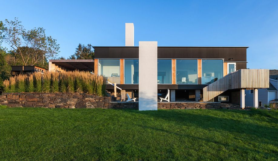 Home Design Duluth Mn Part - 49: Architects: Salmela Architect Location: Duluth, MN, USA Architect In  Charge: David Salmela Project Architect: Malini Srivastava Area: Sqm Year:  2012