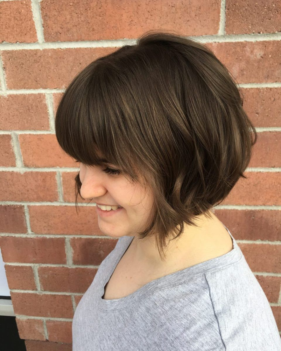 29+ Cute Short hairstyles for Women With Thick Hair | Hair ...