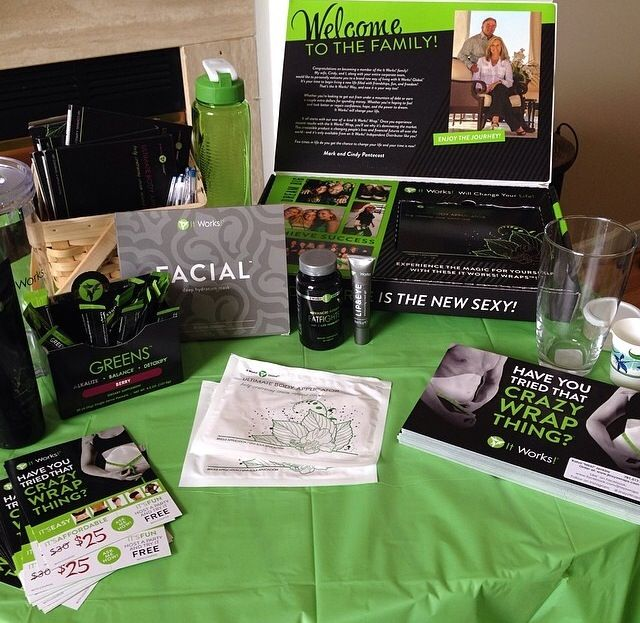 Have you tried that crazy wrap thing?? It works! Join as a loyal customer. You'll love it it's more than just wraps too! Visit my landing page alishahunter.sharewraps.com