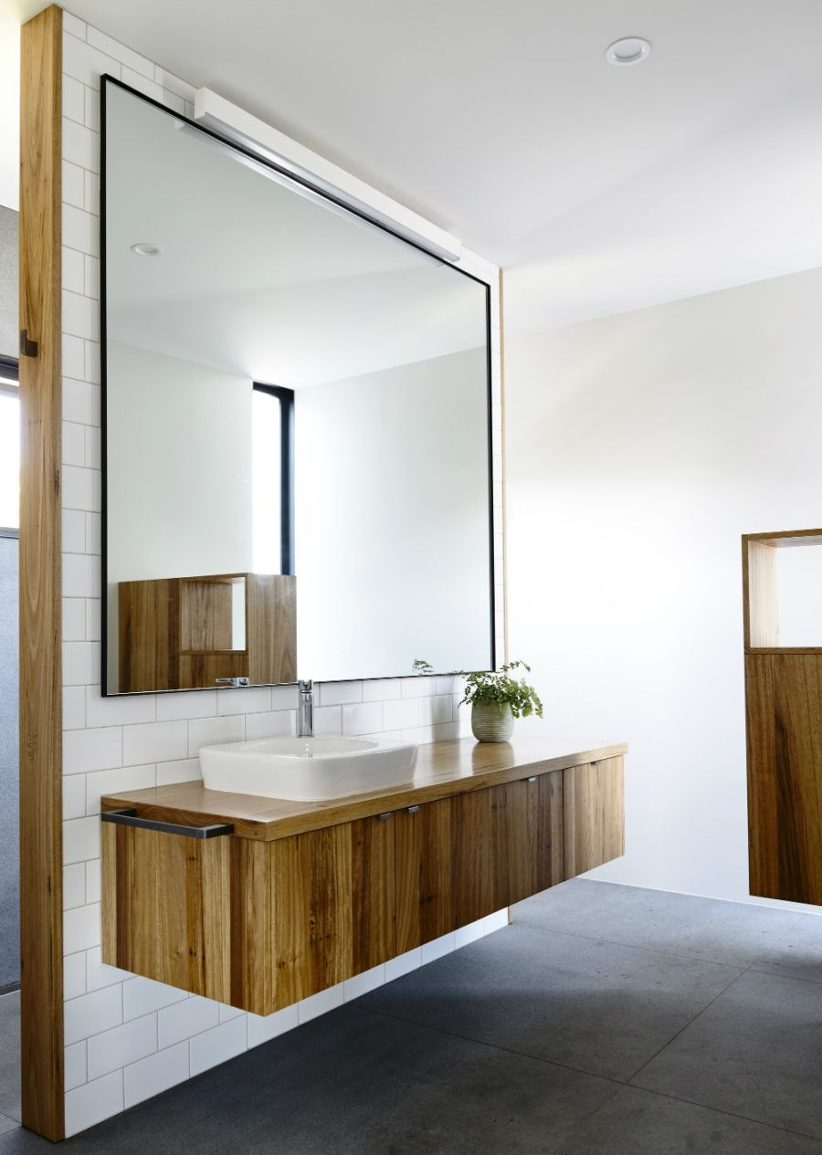Modernized 19th Century House With a Contemporary Timber Extension ...