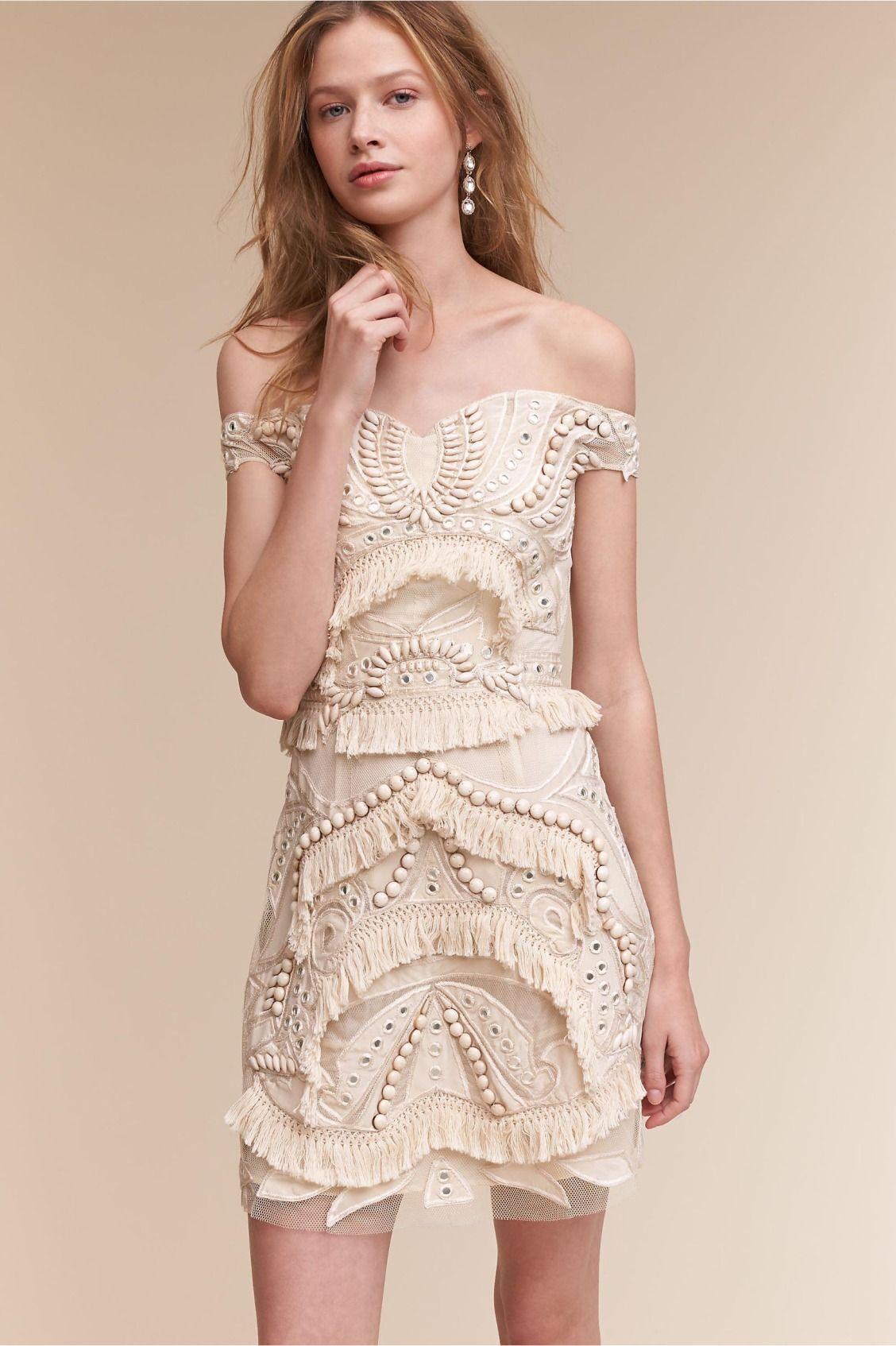 island time | Ghita Dress from BHLDN | Beach Weddings | Pinterest ...