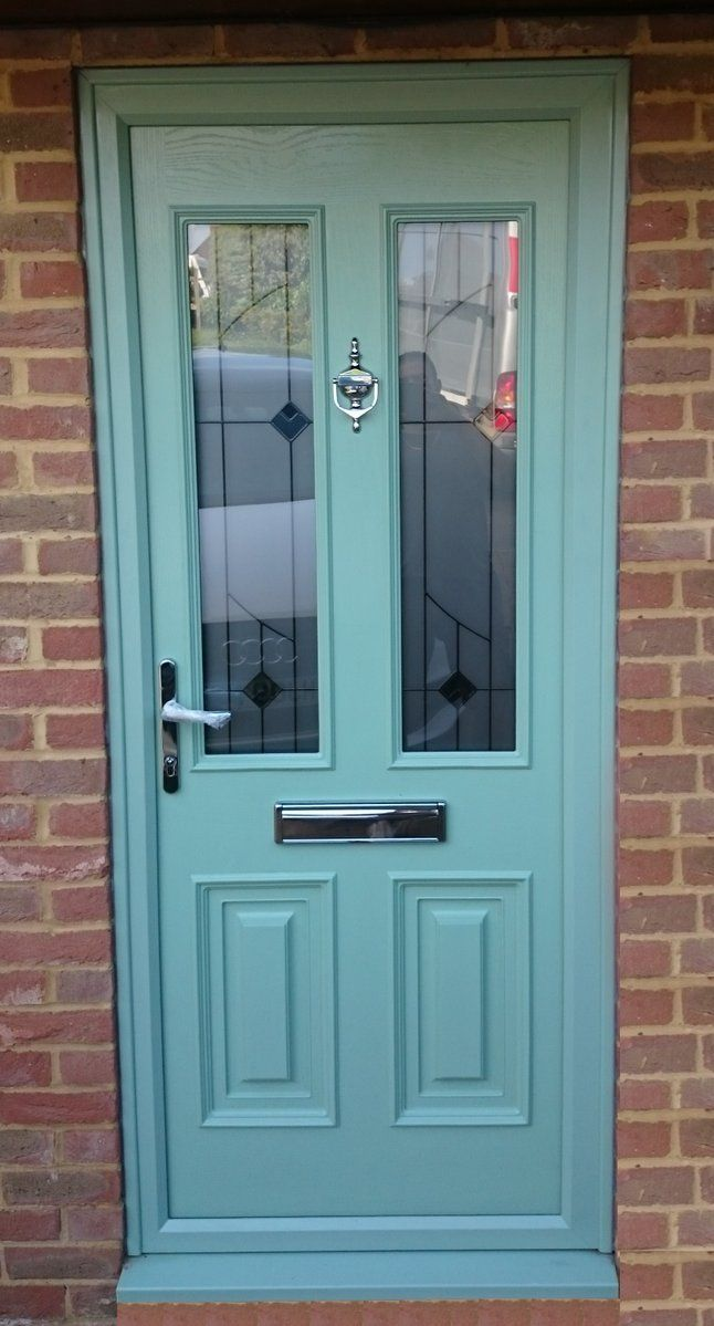 Incroyable Beautiful Turquoise Palladio Front Door