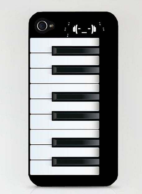Piano Phone Case.