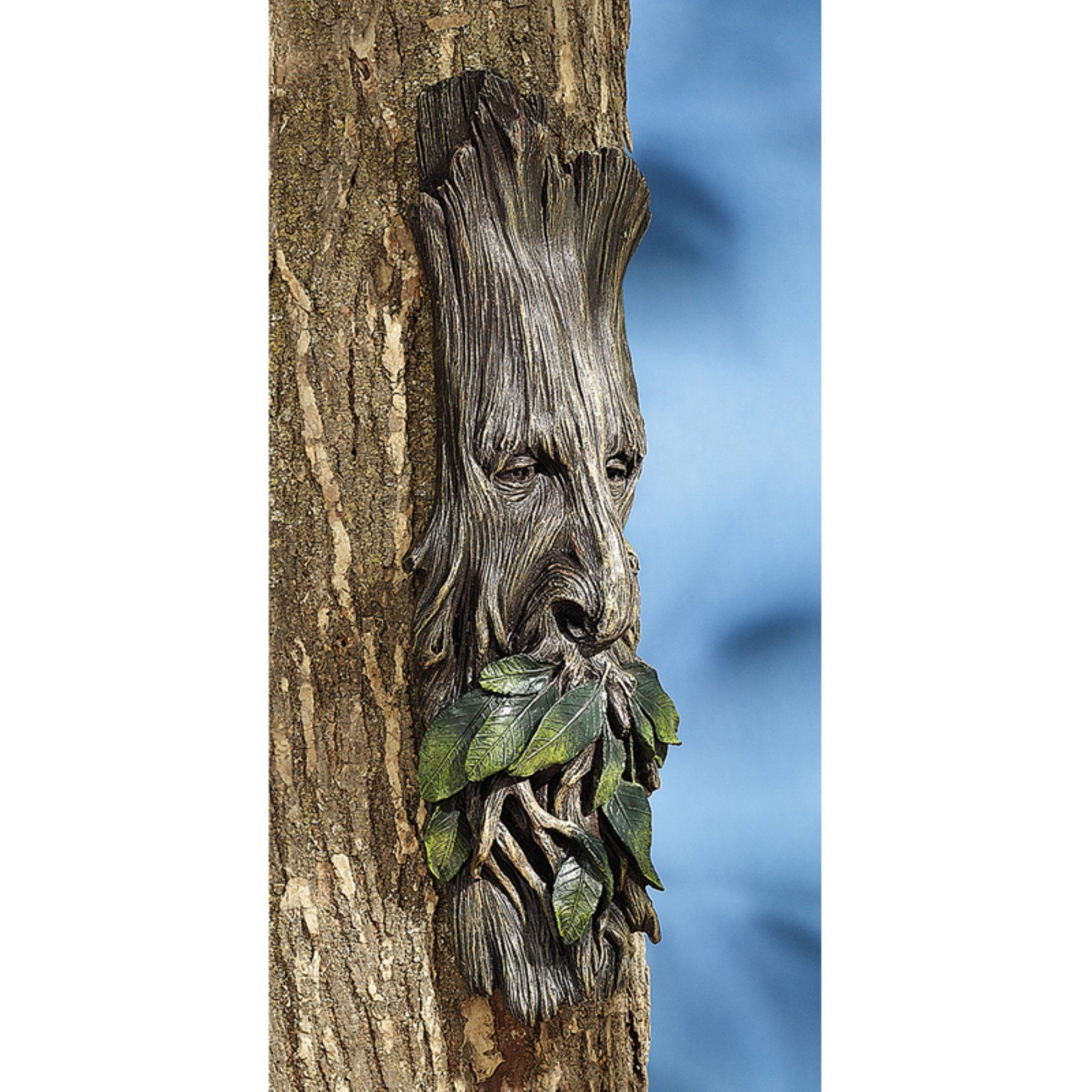 Design toscano whispering wilhelm tree ent sculpture cl products