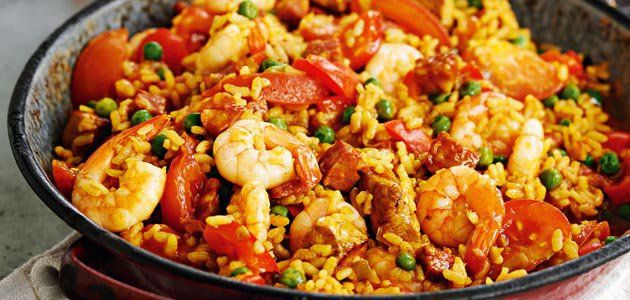 Image result for Arroz à Valenciana