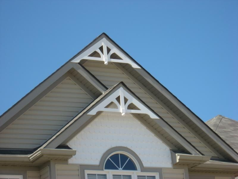Ornamental Gable Details Google Search House Styles