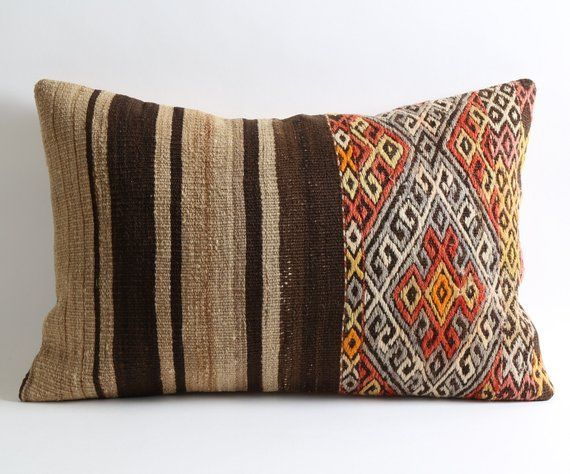boho rustic pillow kilim pillows boho bedroom patio cushions college room decor scandinavian design pillow cover boho lumbar pillow#bedroom #boho #college #cover #cushions #decor #design #kilim #lumbar #patio #pillow #pillows #room #rustic #scandinavian